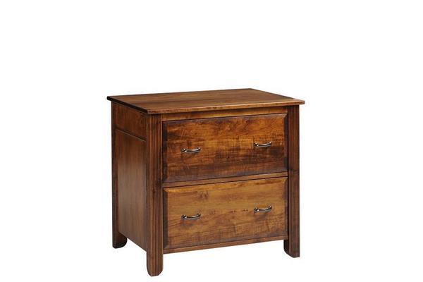 Amish Arlington Lateral File Cabinet