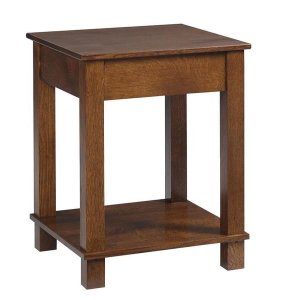 Amish Mission Classic End Table