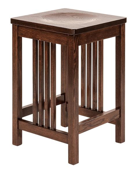 Amish Griffin Mission Barstool