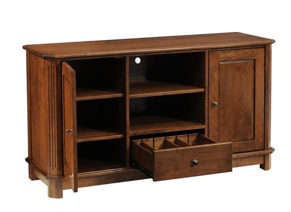 Amish Franchi Television Stand