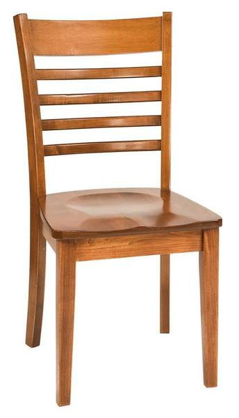 Amish Louisdale Dining Chair