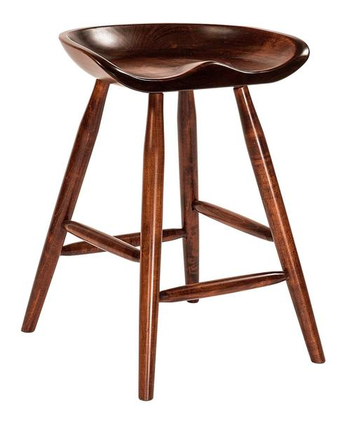 Winslow Mid Century Modern Bar Stool