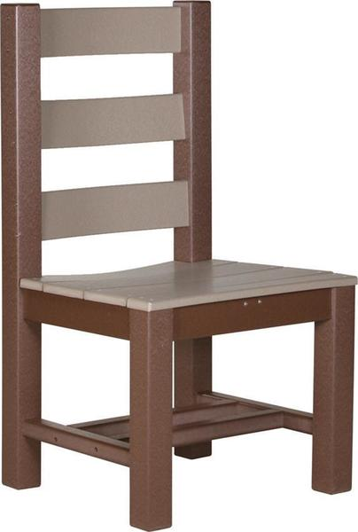 LuxCraft Contemporary Poly Dining Chair