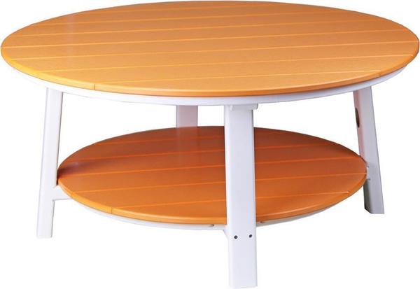 LuxCraft Deluxe Poly Conversation Table
