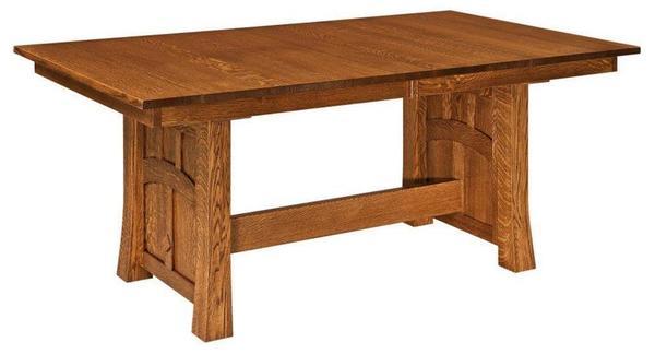 Amish Scottsdale Trestle Table