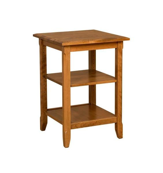 Amish Ashton Printer Stand
