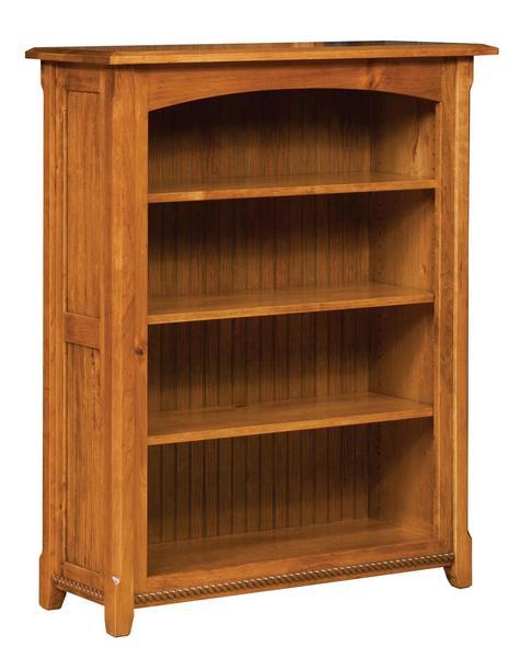 Amish Ashton Bookcase