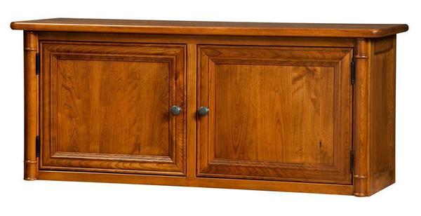 Amish Mounted Belmont Wall Cabinet