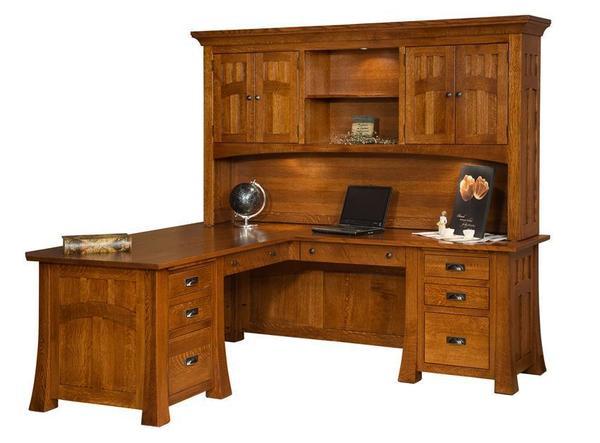 Mission Style Computer Desks For Home