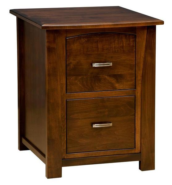 Amish Mondovi File Cabinet