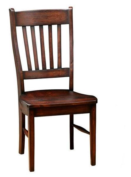 Amish Frontier Dining Chair