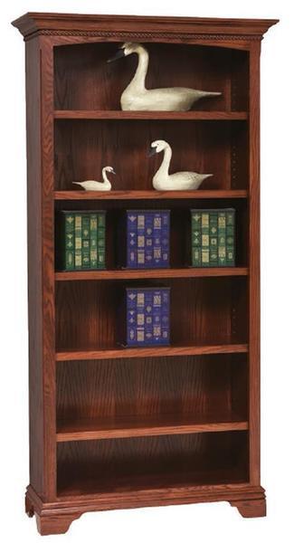 Amish Stockton Bookcase