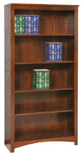 Amish Treasure Economy Bookcase