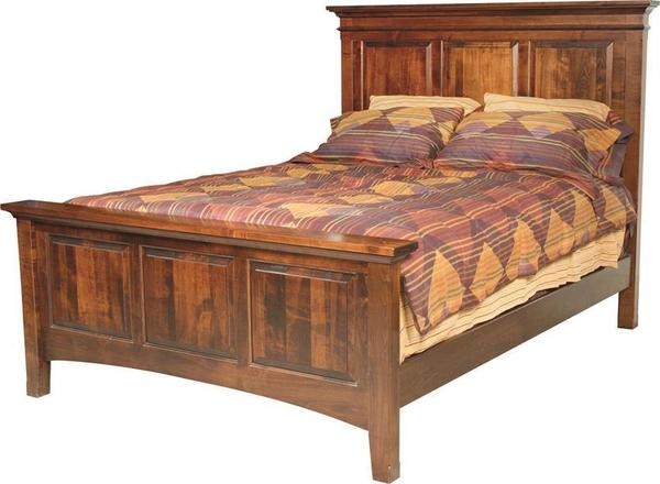 Amish Bangor Bed