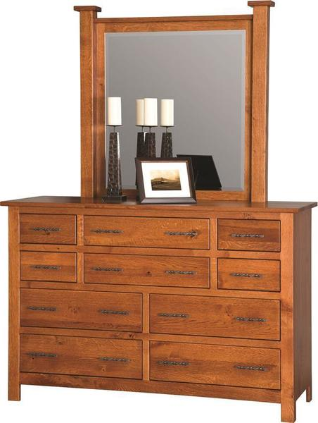 Amish Junetta Dresser
