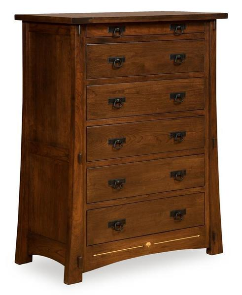 Amish Litchfield Chest of Drawers