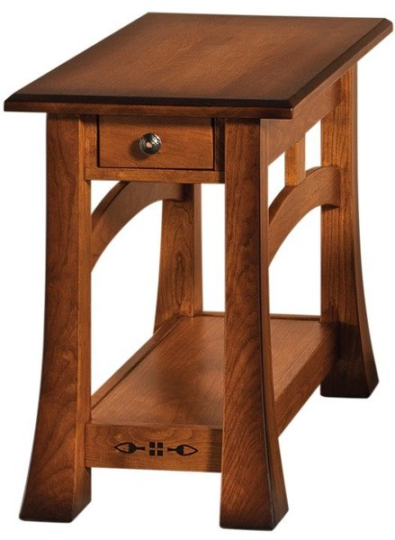 Amish Brady Small End Table