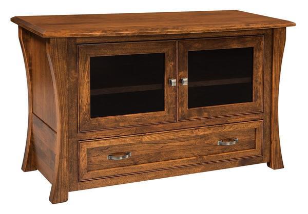 Amish Brisbon Flat Screen TV Cabinet