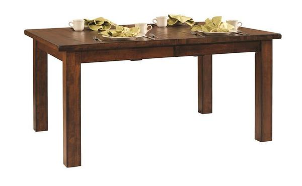 Amish Ancient Mission Dining Room Table