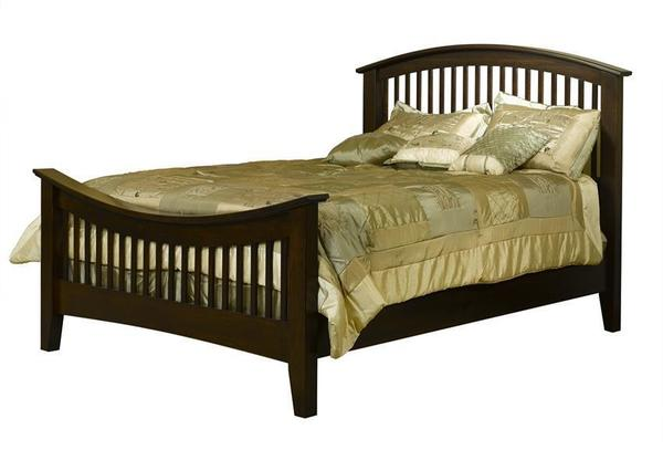 Amish Mission Concord Bed
