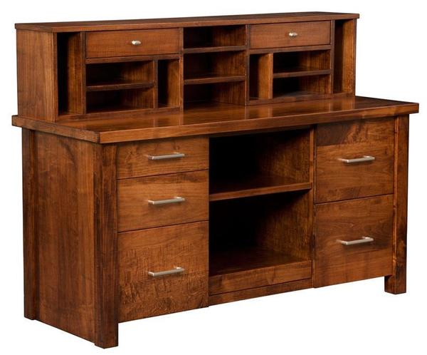 Amish Contemporary Credenza