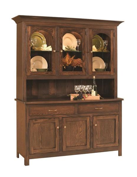 Amish Georgetown Hutch