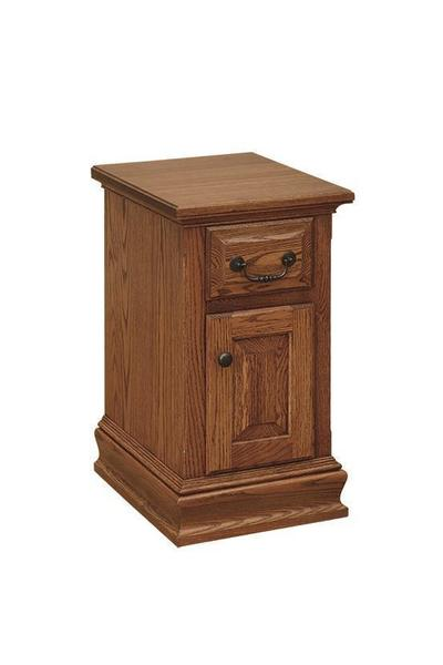 Amish Royal Small Nightstand