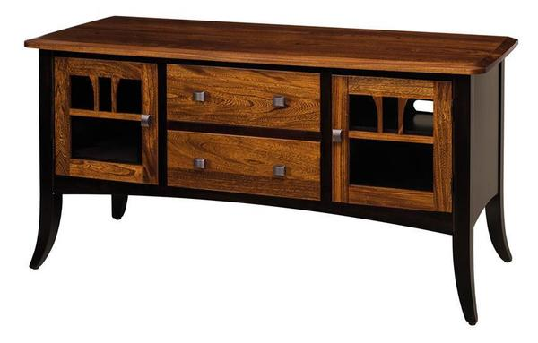 "Amish Christy 62"" TV Stand"