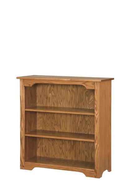Amish Bookcase with Optional Sizes