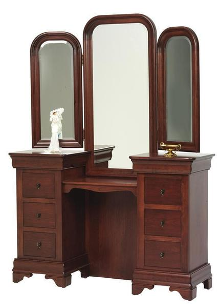 Amish Louis Philippe Vanity