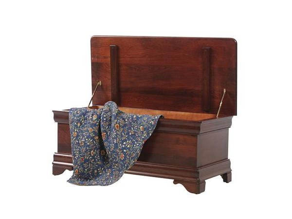 Amish Louis Philippe Hope Chest