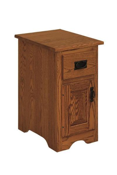 Amish Mission Small Nightstand