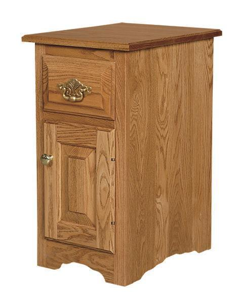 Amish Eden Small Nightstand
