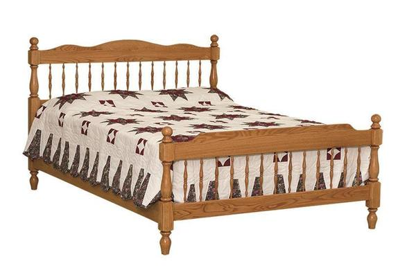 Amish Eden Bed