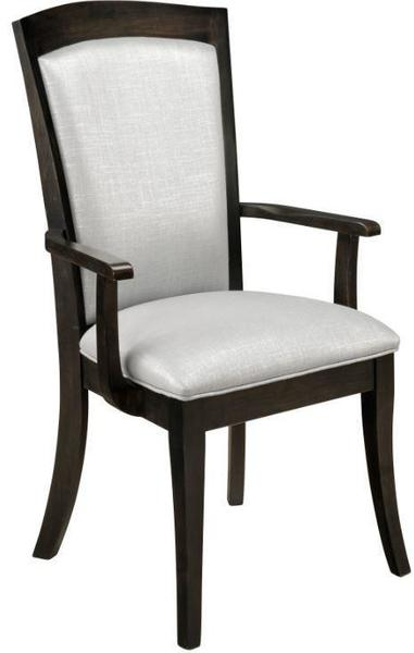 Verona Upholstered Dining Chair by Keystone