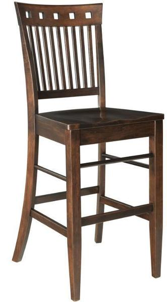 Hampton Bar Stool by Keystone