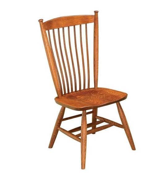 Amish Easton Shaker Dining Chair