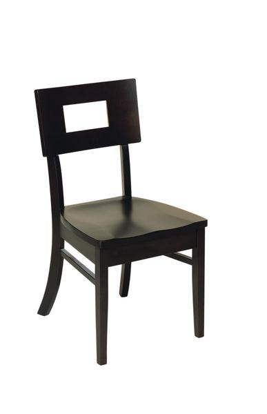 Amish Kirkland Contemporary Dining Chair