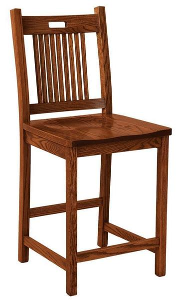 Amish Bayhill Bar Stool