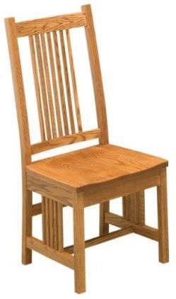 Amish Centennial Mission Dining Room Chair