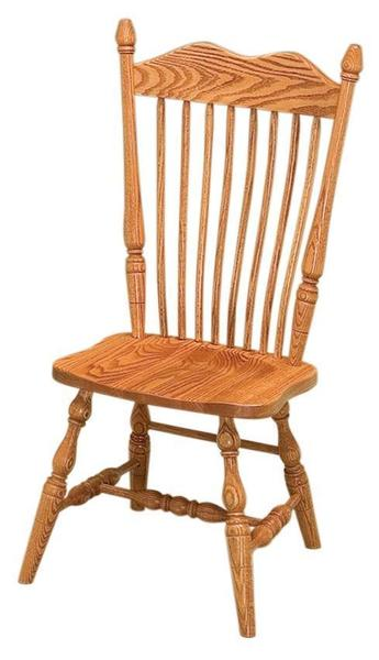 Amish Hoosier Dining Chair