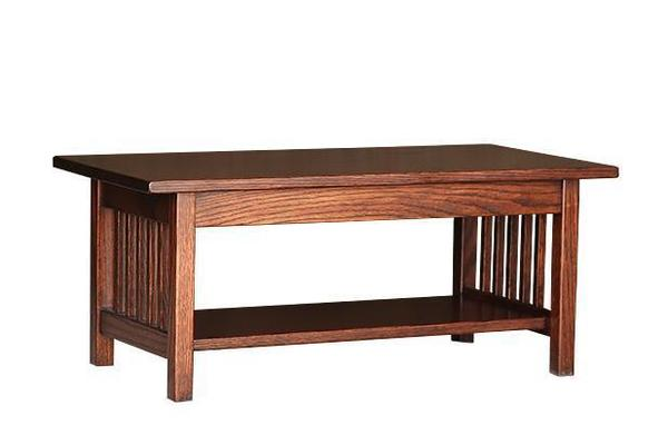 Amish Children Coffee Table