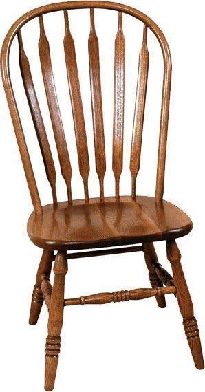 Amish Windsor Dining Room Chair