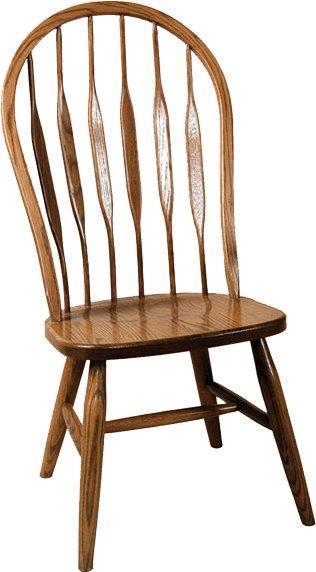 Amish Dixie Windsor Kitchen Chair