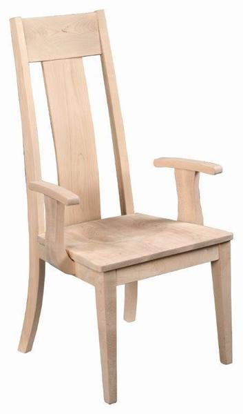 Amish Macy Modern Dining Chair
