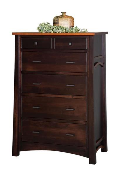 Amish Madison Chest of Drawers