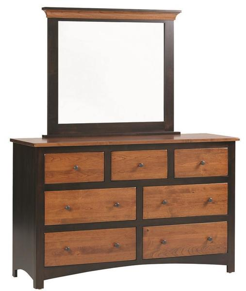 Avondale Dresser with Optional Mirror