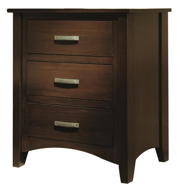 Amish Cambrai Mission Nightstand