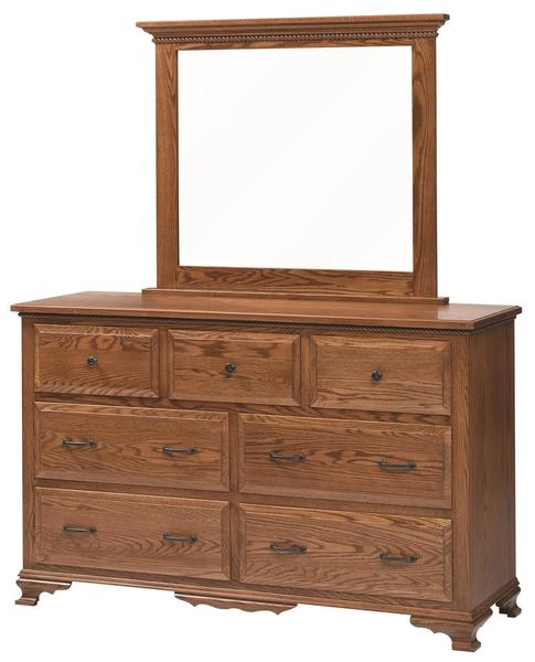Berkshire Dresser with Optional Mirror