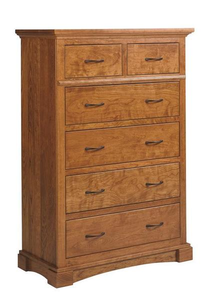 Amish Crystal Lake Chest of Drawers